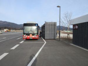 JR東日本大船渡線BRT(バス高速輸送システム)の駅(1)