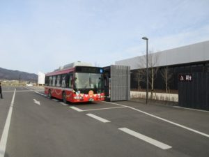 JR東日本大船渡線BRT(バス高速輸送システム)の駅(2)